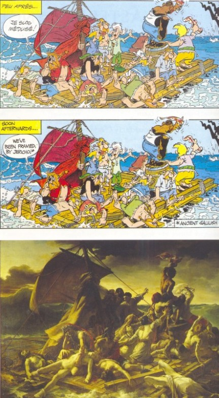 Asterix in translation: the genius of Anthea Bell and Derek Hockridge