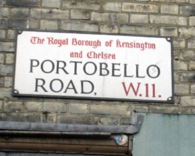 Ghost Stories Part IV (a): Muriel Spark's 'The Portobello Road'