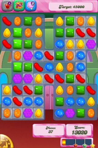 Candy Crush Saga copy