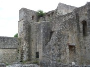 Wolvesey Castle - what's left of it
