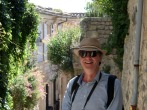 Dr B in Gordes