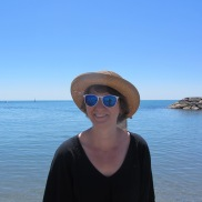 Me by the sea