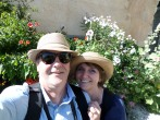 Selfie in Gordes