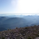View from Mont Ventoux