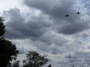 The Lancaster Bombers!