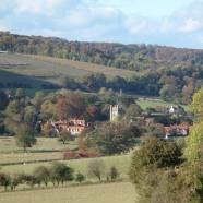 View of Hambledon