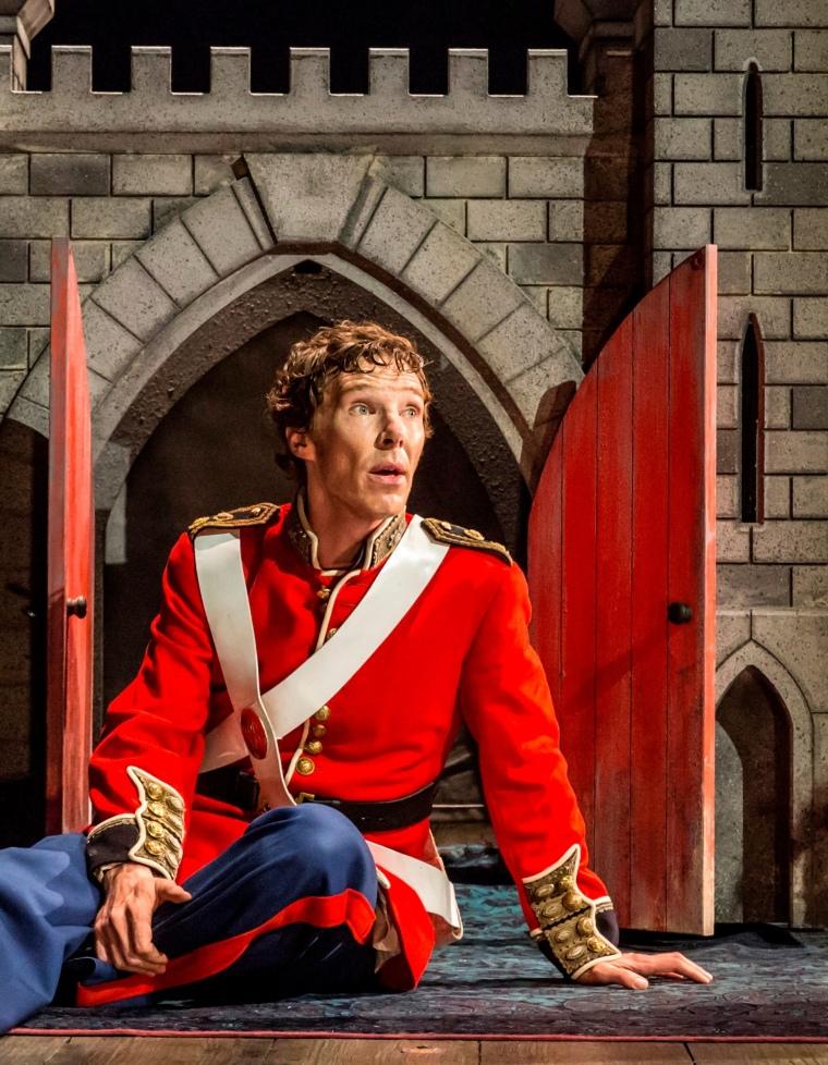 BC as Hamlet 2