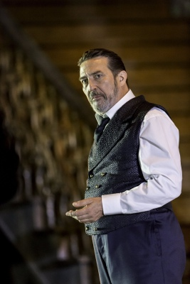 Ciaran Hinds as Claudius