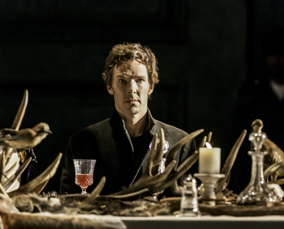 Hamlet at the wedding feast